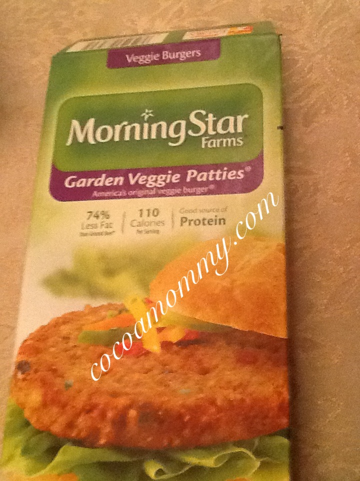Bzz Agent MorningStar Farms Garden Veggie Burgers CocoaMommy