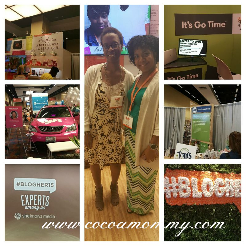Blogher15Collage