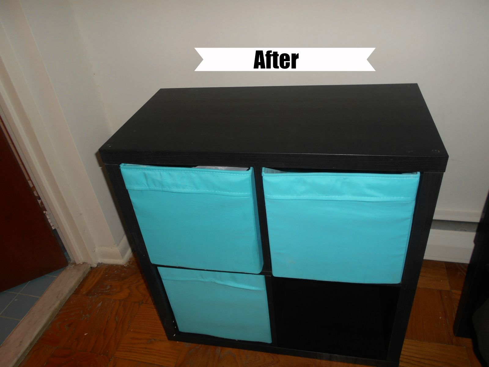Single mom chronicles diy blog series ikea boxes and for Ikea box shelf unit