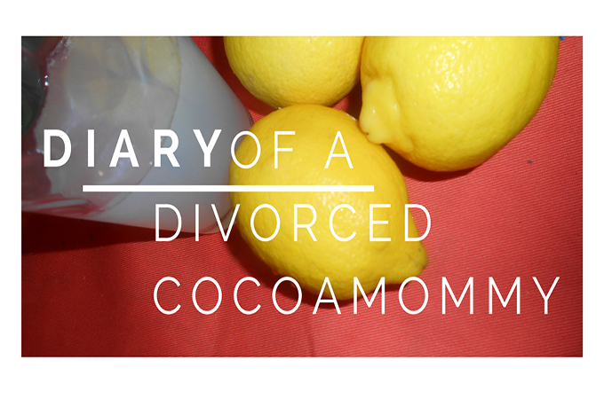 Diary of a Divorced CocoaMommy Resized