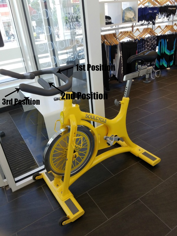 WorkoutSoulCycleBike