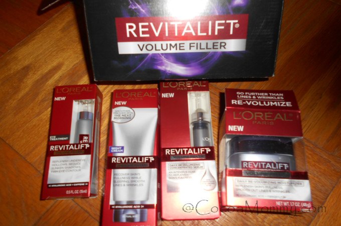 Skincare: Review Loreal Paris Revitalift Products